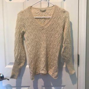 Banana Republic Alpaca Sweater Xs
